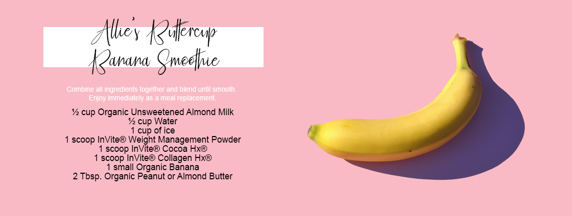 Allie's Buttercup Banana Smoothie
