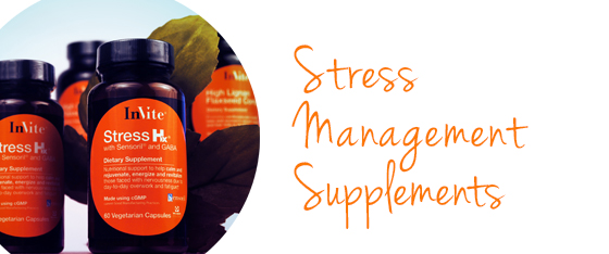 stress management supplements