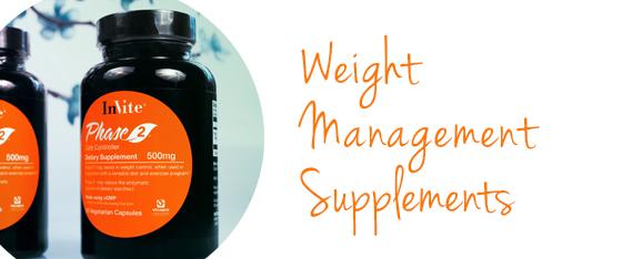 weight management supplements