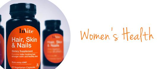 women's vitamins