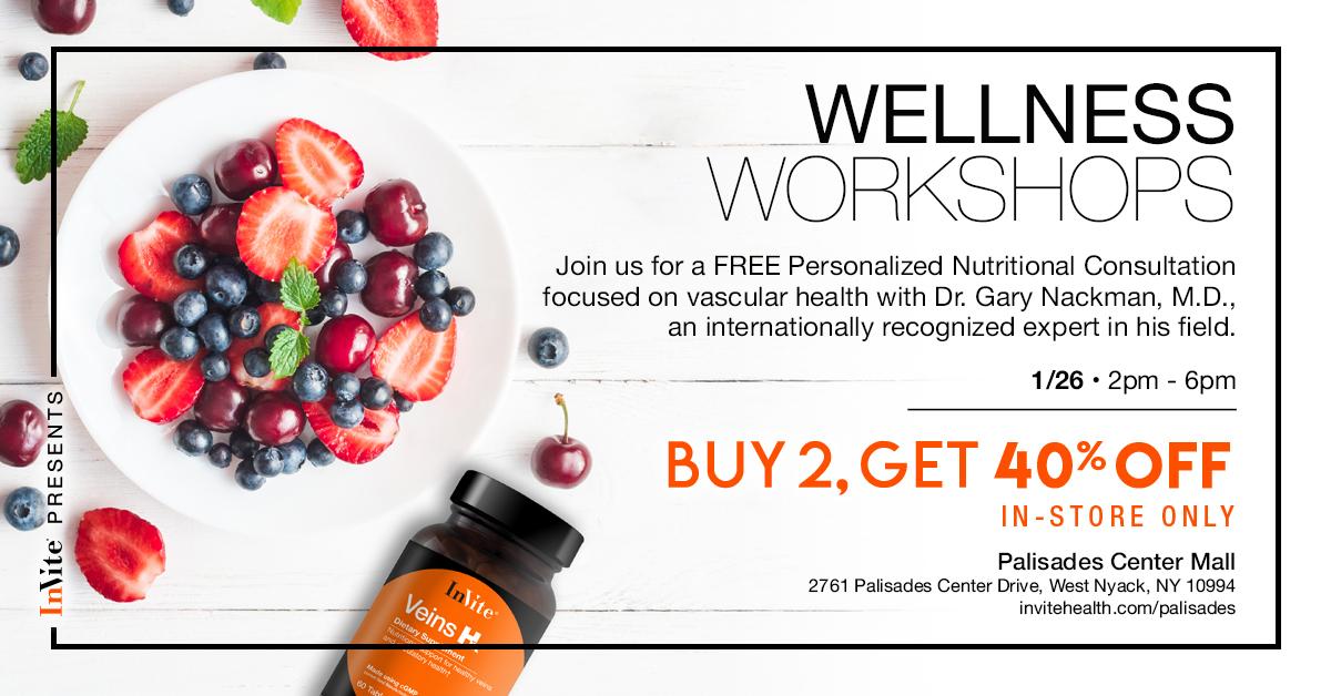 Wellness Workshops Palisades Center